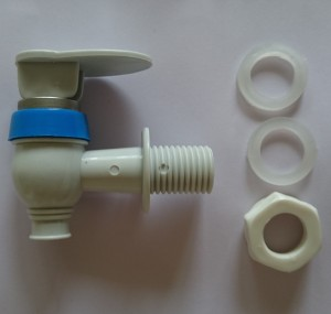 Taps with fittings