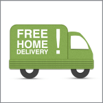 Free Home Delivery All over India