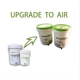 Smartbin to Smartbin Air Upgrade Packs